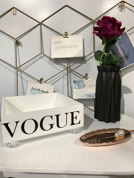 Bandeja Inspire Vogue Branca