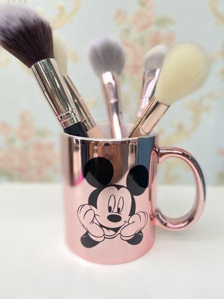 Caneca Mouse Espelhada Rose