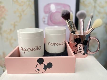Kit 4 peças Mouse Makeup