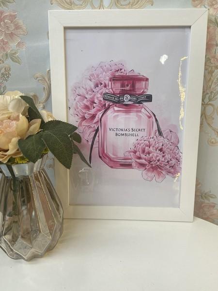 Quadro Perfume VS