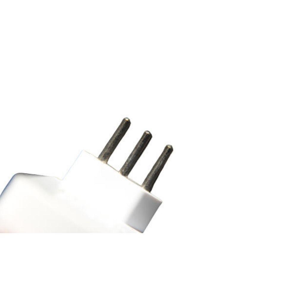 Adaptador  Filtro de Linha Multiuso com 2 tomadas + 2 USB Exatron  - Casa do Roadie