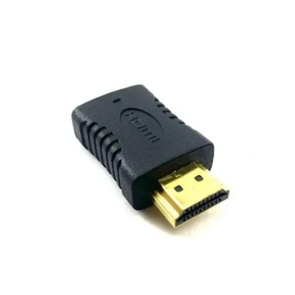Adaptador HDMI Macho x Mini HDMI Fêmea