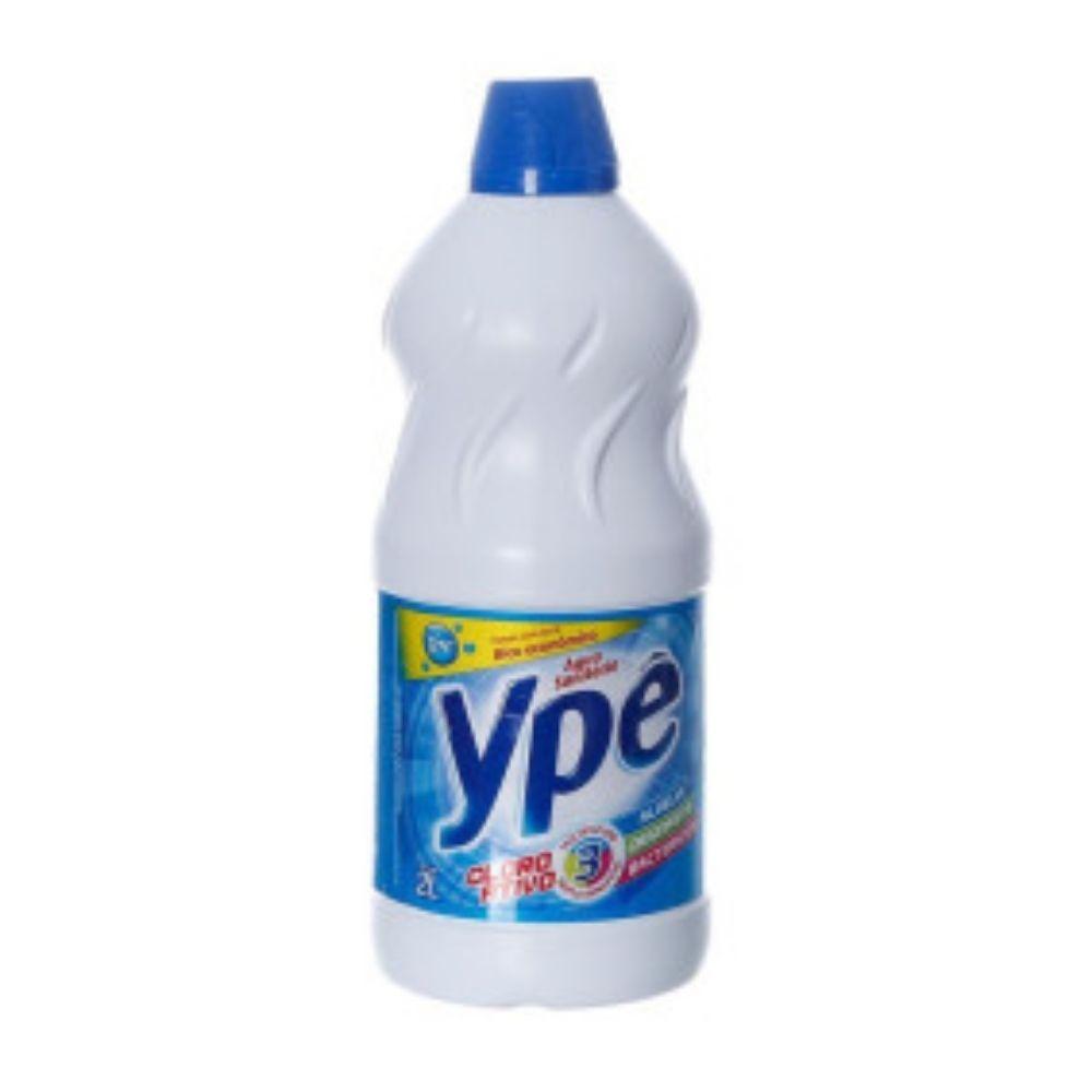 Água sanitária 2 litros Ypê