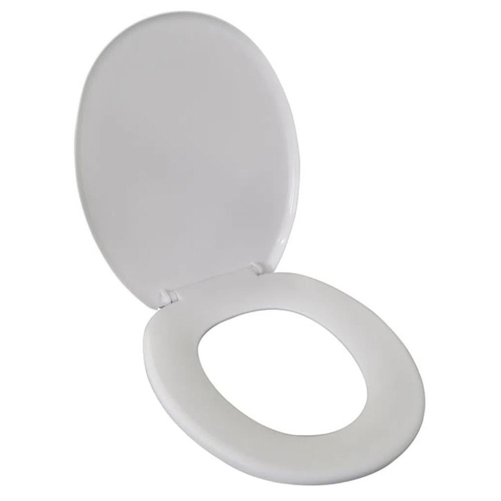 Assento Para Vaso Sanitário Branco