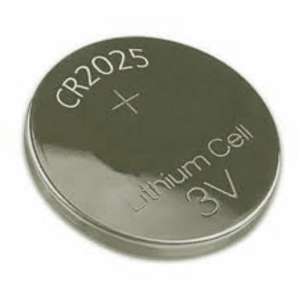 Bateria Botão CR2025 Flex