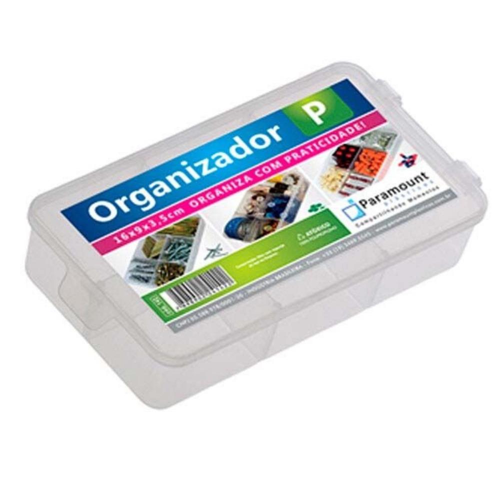 Caixa Organizadora Plástica Paramount P