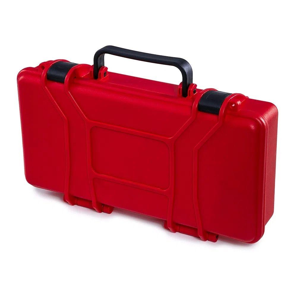Case Rígido Patola MP-0010 Vermelha
