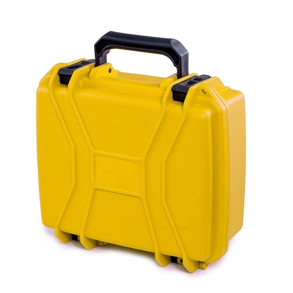 Case Rígido Patola MP-0025 Amarelo