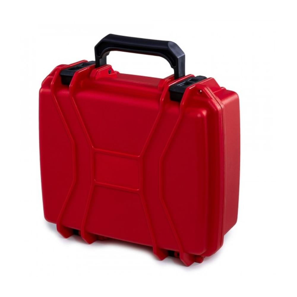 Case Rígido Patola MP-0025 Vermelho