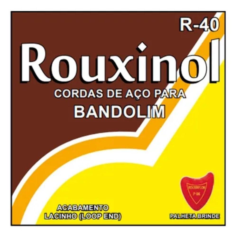 Corda para bandolim Rouxinol R-40