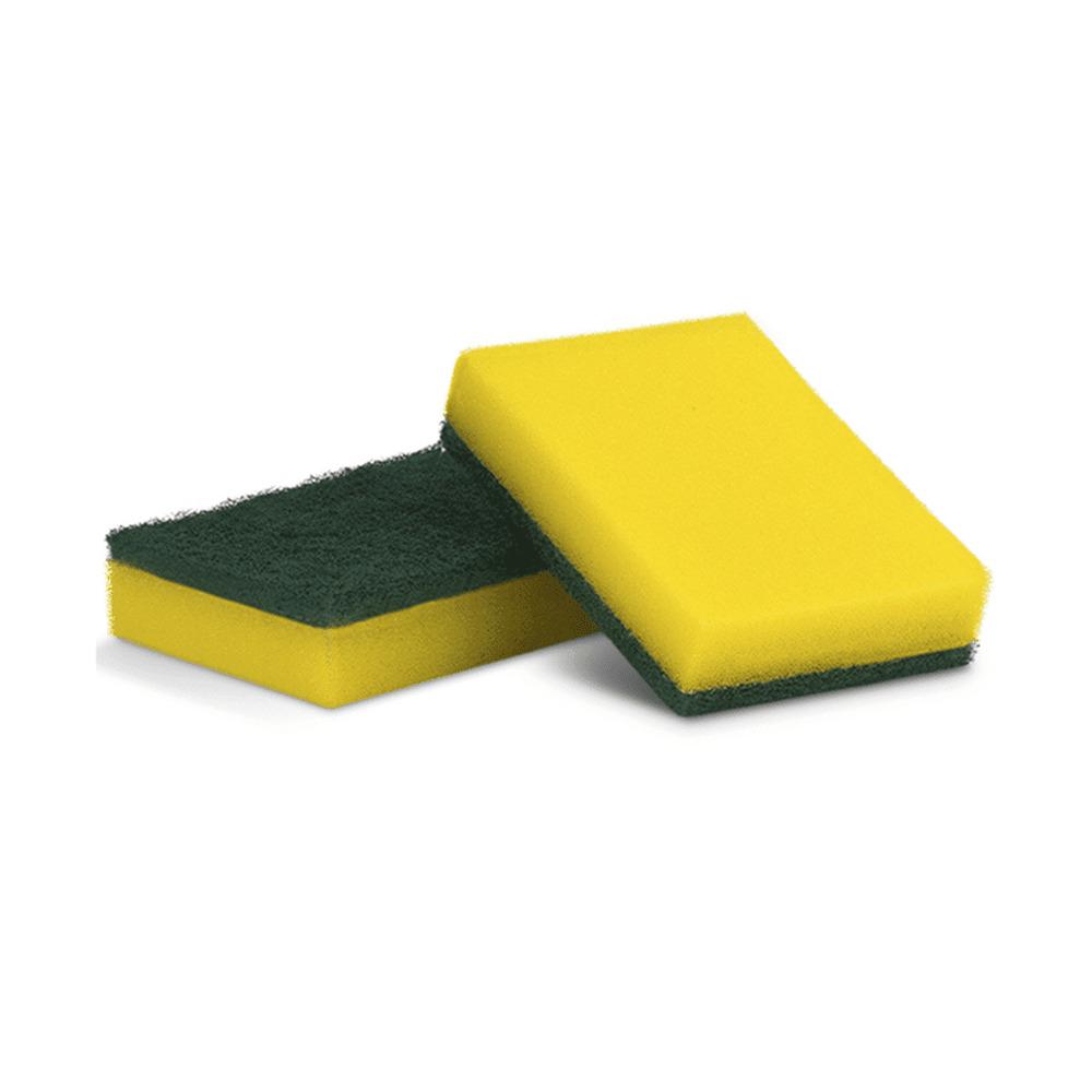 Esponja de Cozinha Multiuso Bettanin - Amarela e Verde