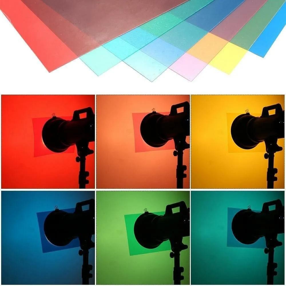 Filtro de Iluminação 205 Half CT Orange Cotech Folha  - Casa do Roadie