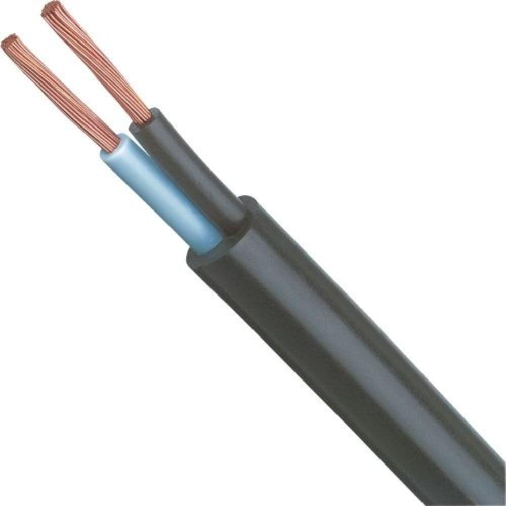 Fio Cabo PP 2 X 0,75mm X 1m Preto