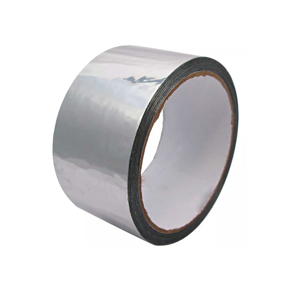 Fita Adesiva Fit-Pel 50mm X 45m Aluminizada