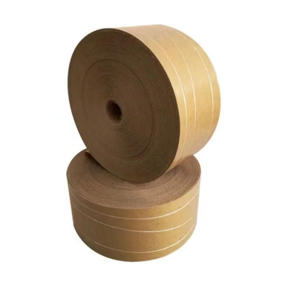 Fita de papel Gomada com Reforço 80mm