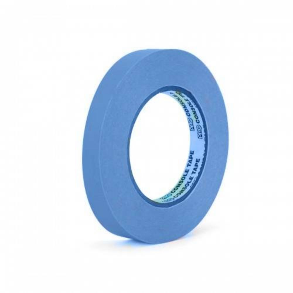 Fita de Papel para Console Artist Tape Pro Tapes 13mm X 50m Azul