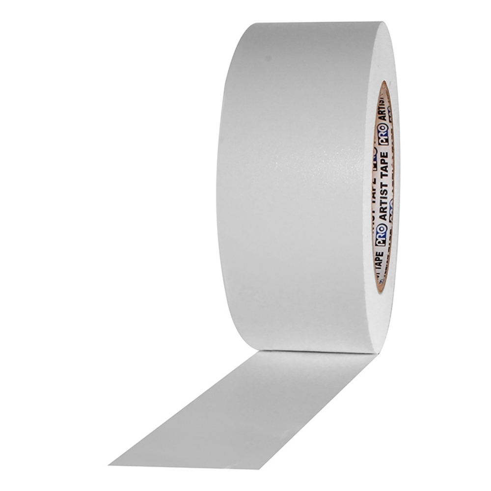 Fita de Papel para Console Artist Tape Pro Tapes 48mm X 50m Branca