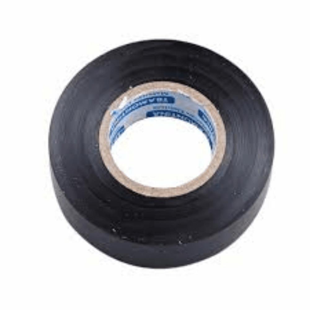 Fita de PVC Isolante Tectape 19mm X 20m Preta  - Casa do Roadie