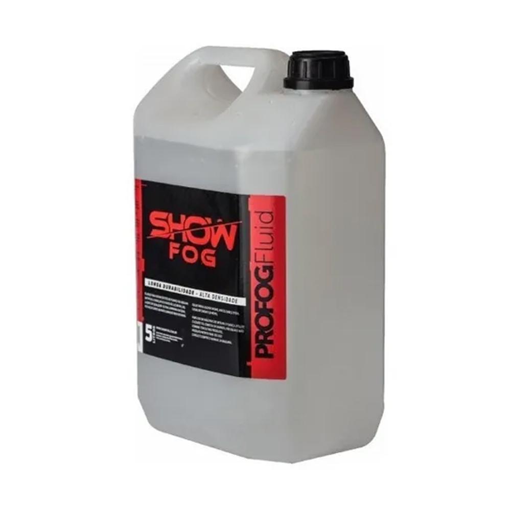 Fluido para Máquina de Fumaça Show Fog Profog USA Liquids 5 litros
