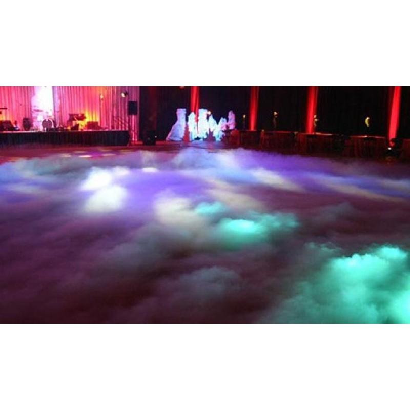 Fluido para Máquina de Fumaça Show Fog Profog USA Liquids 5 litros  - Casa do Roadie