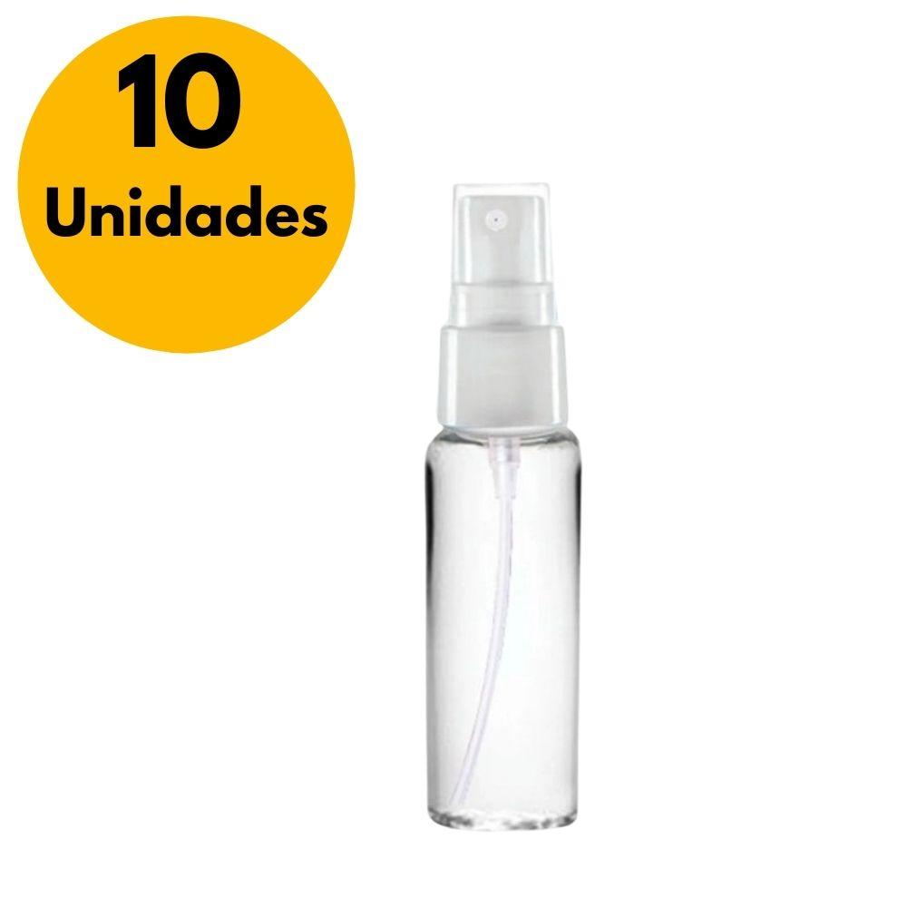 Kit Borrifador de Água 30ml 10 Unidades  - Casa do Roadie