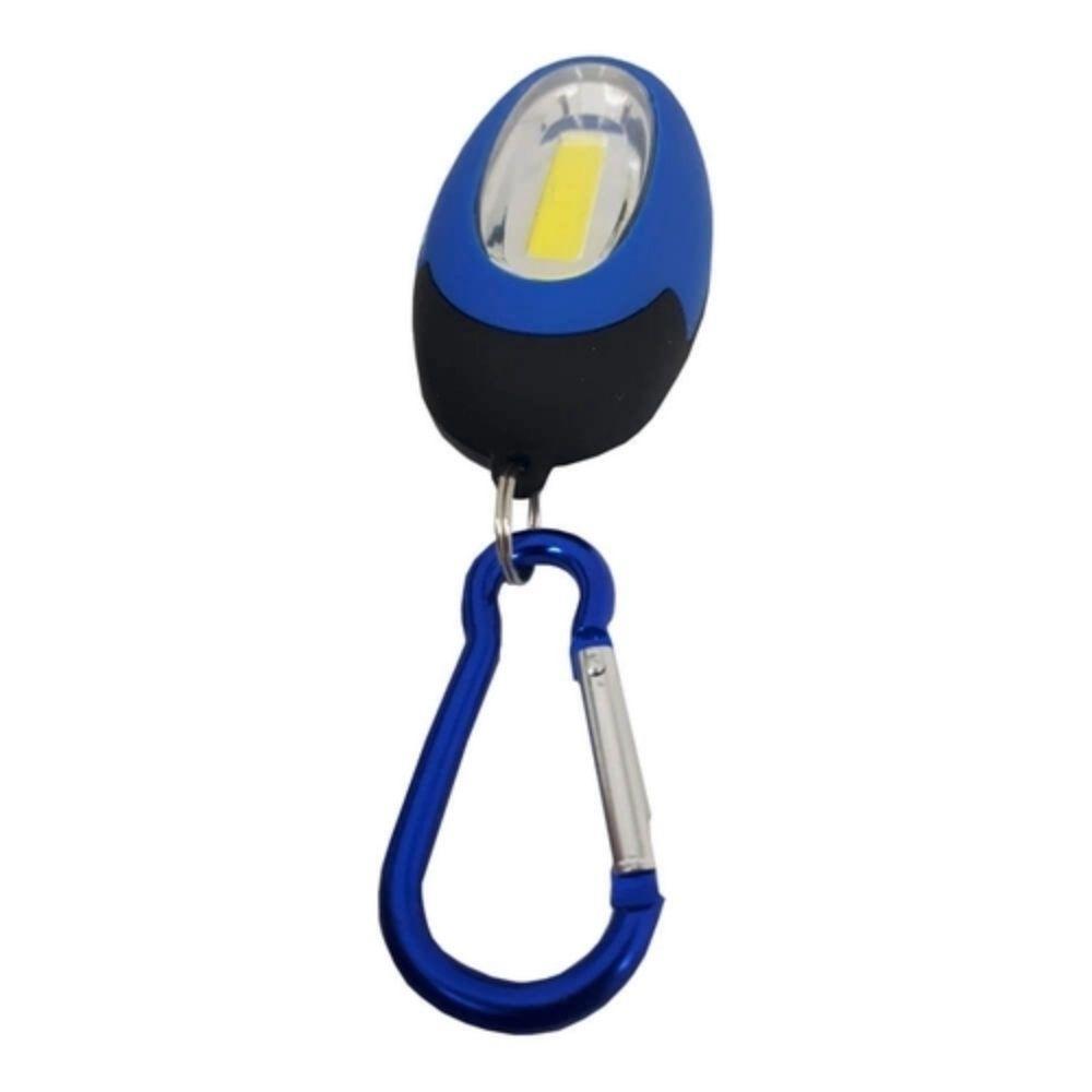 Lanterna LED de Chaveiro Brasfort - Bateria  - Casa do Roadie