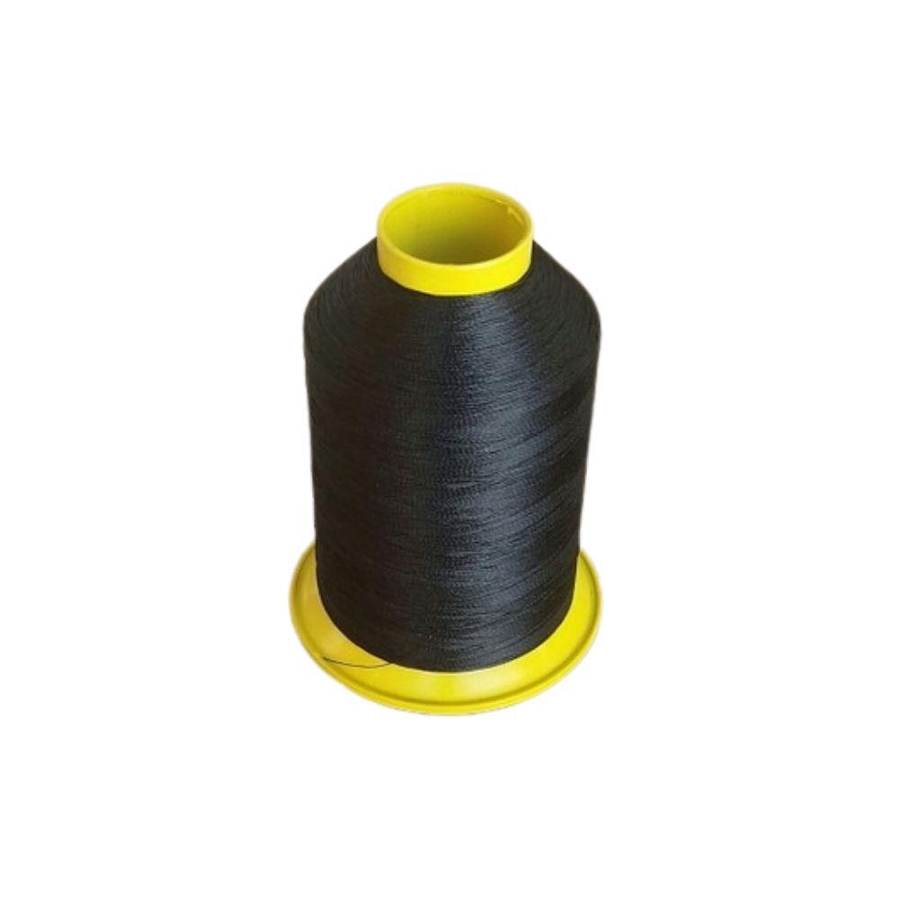 Linha de Nylon Coats Nylbond Preta 200g