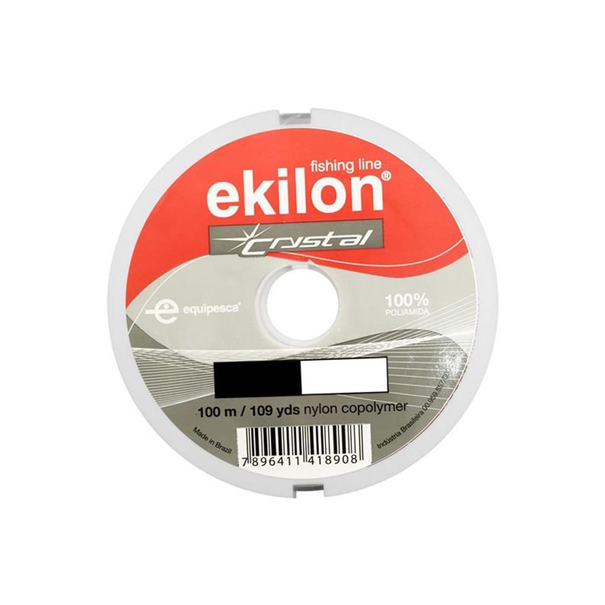 Linha de Nylon Ekilon 0,45mm