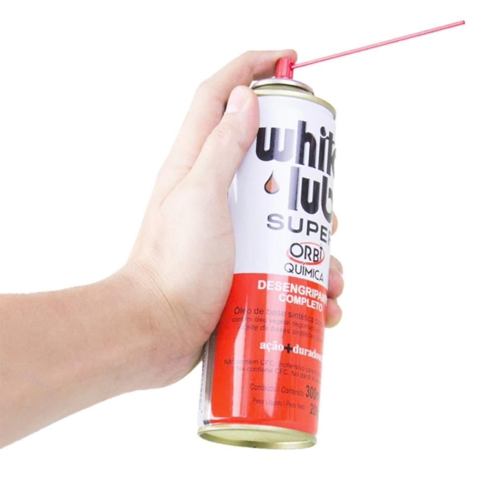Lubrificante Líquido White Lub 300 ml  - Casa do Roadie