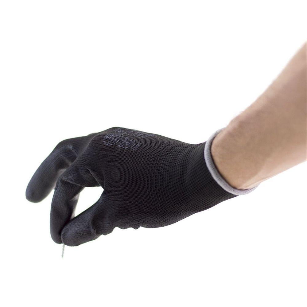 Luva Antiderrapante Super Safety Emborrachada GG  - Casa do Roadie