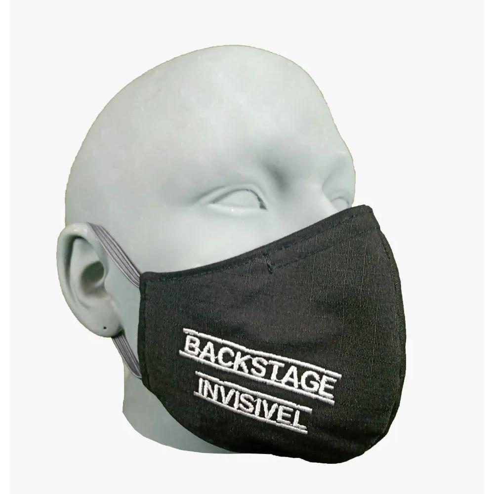 Máscara Backstage Invisível P - By Graxos
