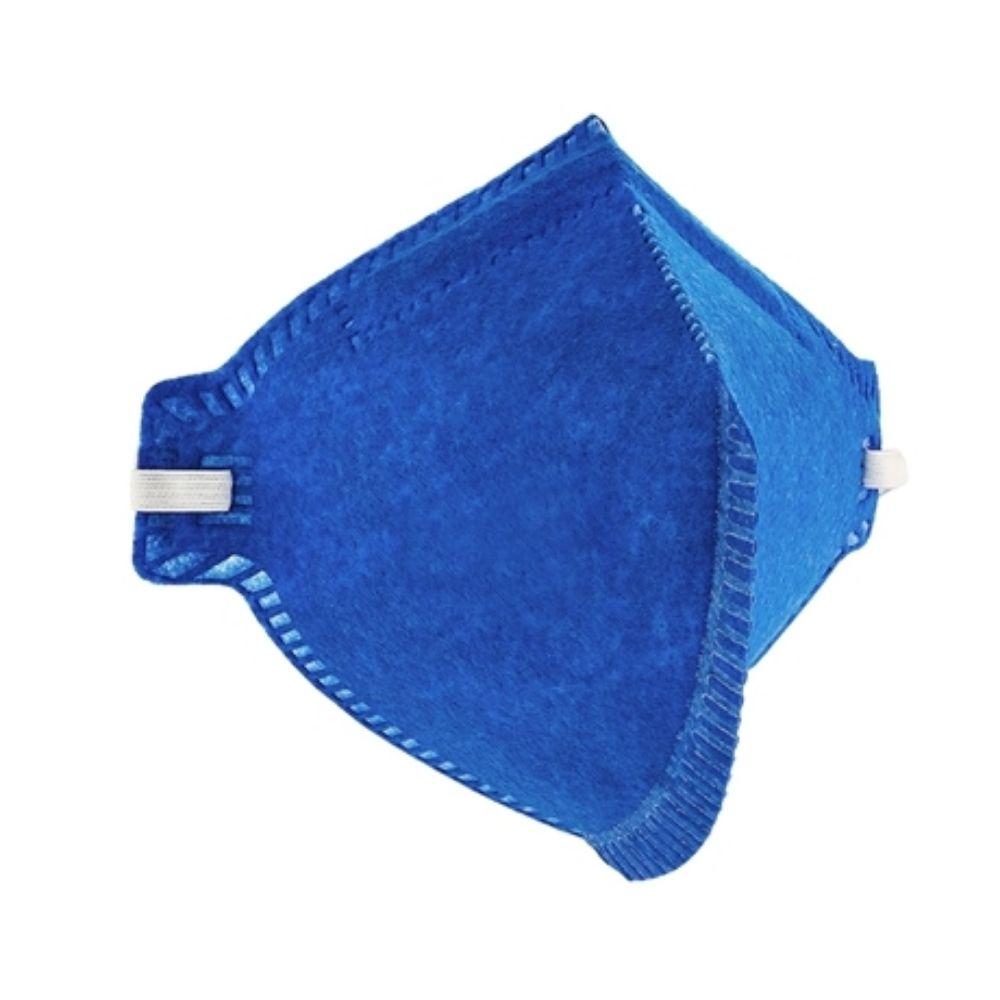 Máscara Respirador Dobrável PFF2 Sem Válvula CA 38504 DeltaPlus