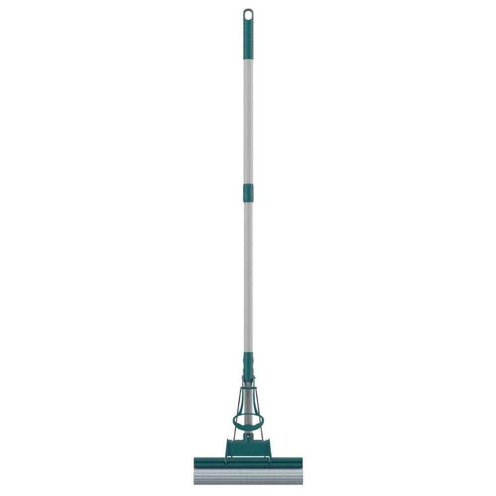 Mop Limpeza Geral Plus Rodo de Espuma com Puxador Flash Limp