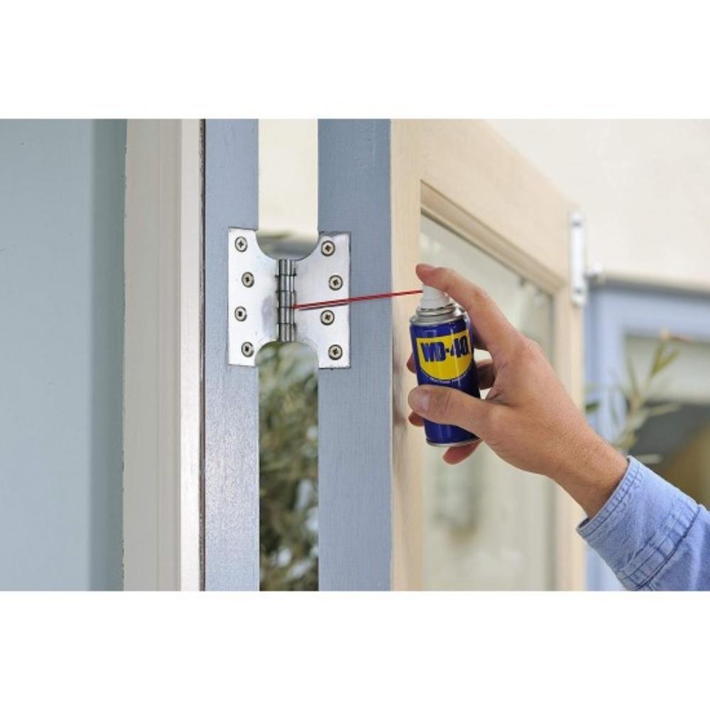Spray Lubrificante WD - 40 100 ml  - Casa do Roadie