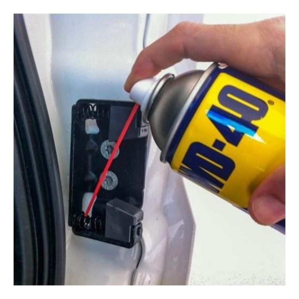 Spray Lubrificante WD - 40 300 ml  - Casa do Roadie