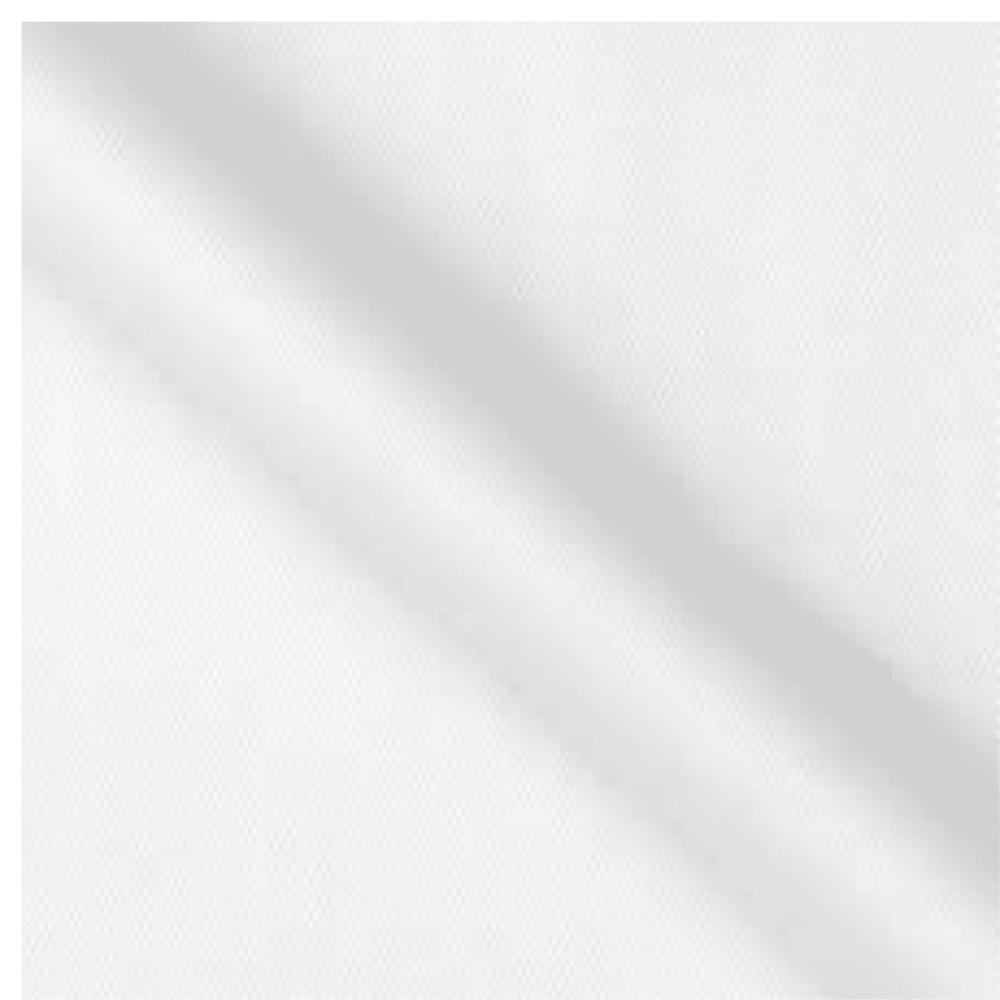 Tecido Brim 1,60m de Altura (Metro Linear) Branco  - Casa do Roadie