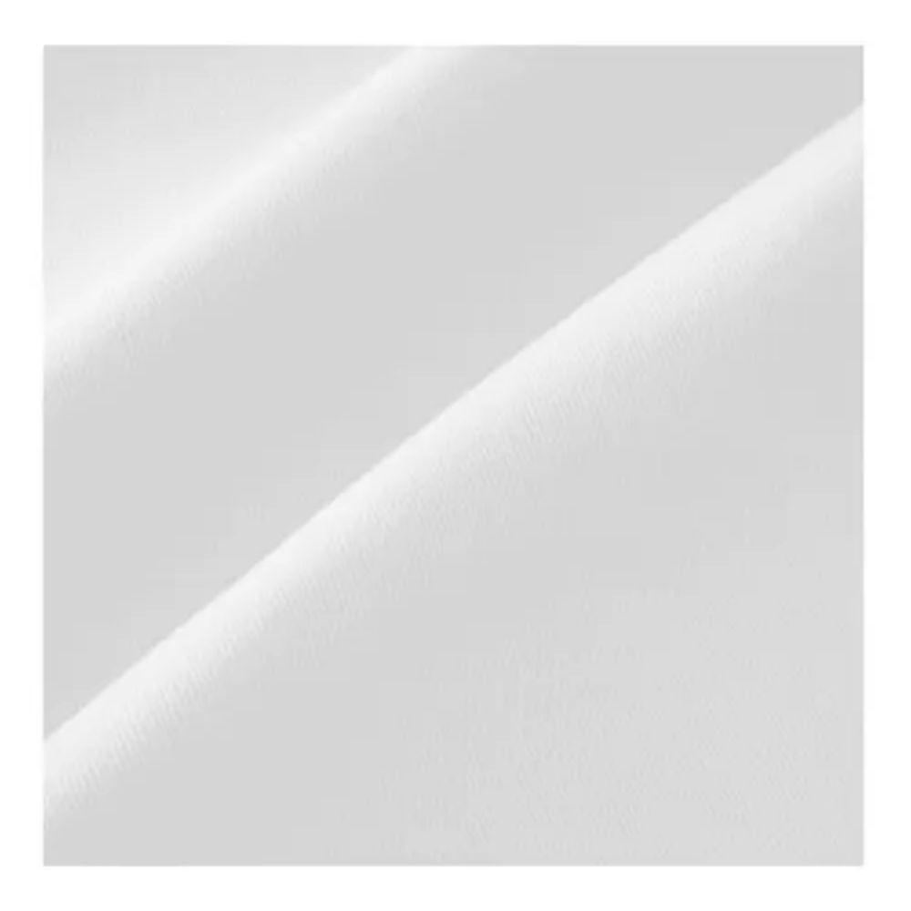 Tecido Brim 1,60m x 3,20m Branco  - Casa do Roadie