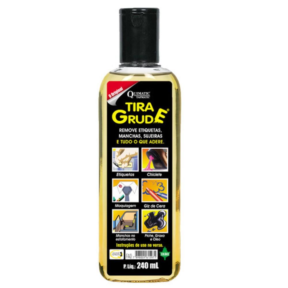 Tira Grude Removedor Quimatic 240ml