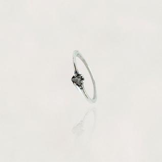 Anel em Prata 0925 Solitário