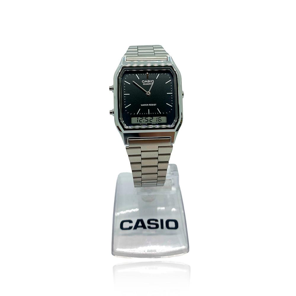 Relógio Casio Ana Digi -AQ-230A -1DMQ-SC