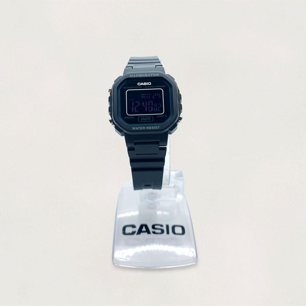 Relógio Casio LA -20WH-1BDF -SC