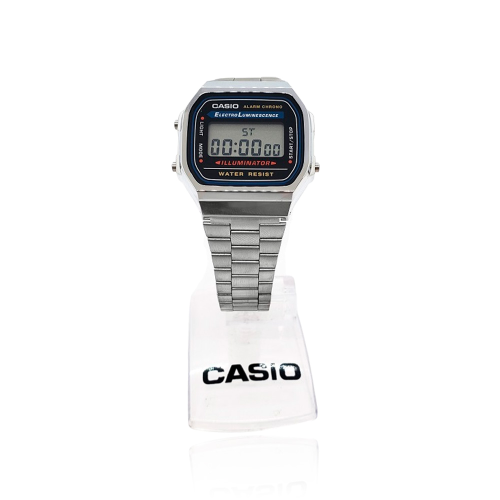 Relógio Casio Vintage A168WA-1WDF-BR