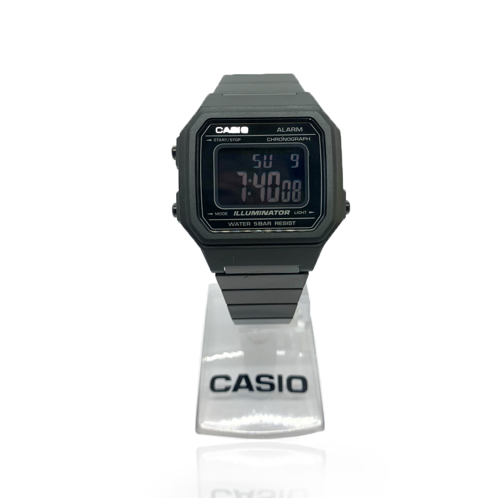 Relógio Casio  Vintage  B650WB-1BDF -SC