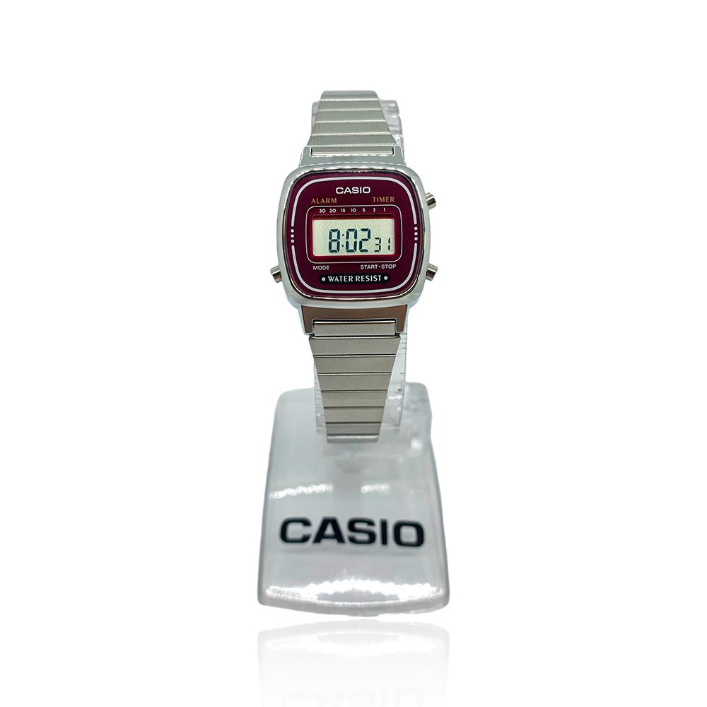 Relógio Casio  Vintage  LA670WA- 4DF - SC