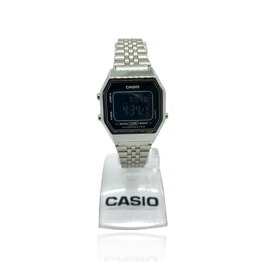 Relógio Casio  Vintage - LA680WA-1BDF-SC