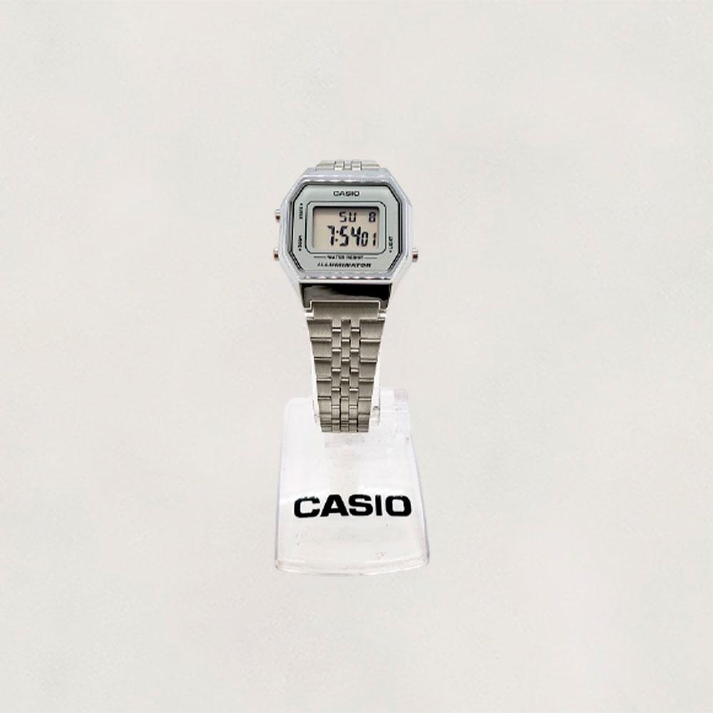 Relógio Casio Vintage LA 680WA -7DF
