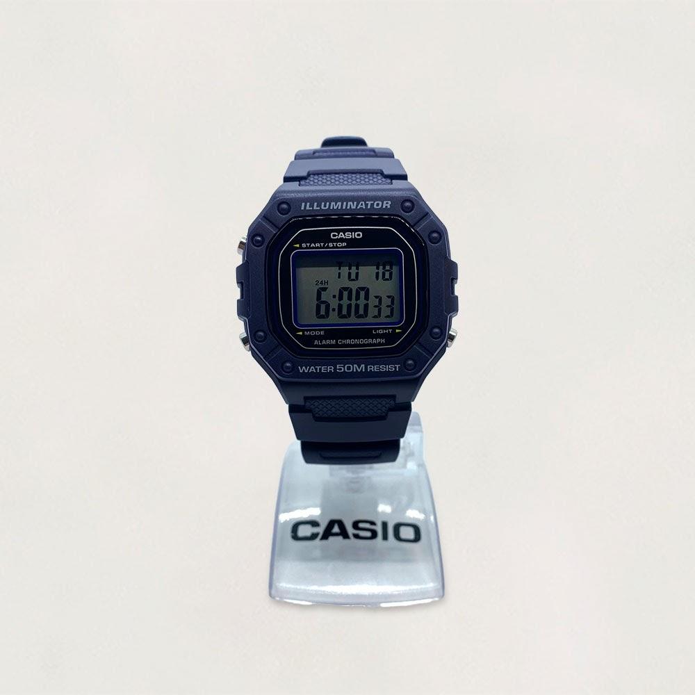 Relógio Casio  W 218H 2AVDF -SC