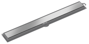 RALO LINEAR TIGRE GRELHA INOX 90cm