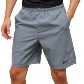 Bermuda Nike Flex Woven 3.0 - Cinza