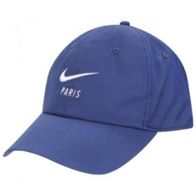 Boné Nike PSG Marinho Branco
